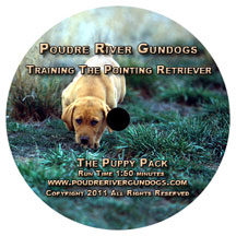The Puppy Pack DVD